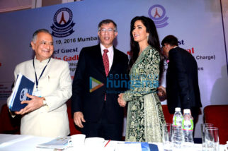 Katrina Kaif & Juhi Chawla receive 'Priyadarshini Global Awards'