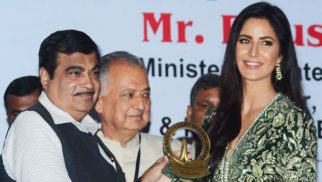Katrina Kaif Honoured With Smita Patil Memorial Award