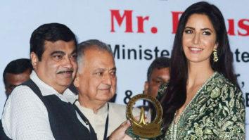Katrina Kaif Honoured With Smita Patil Memorial Award