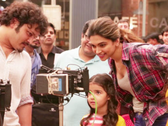Making Of Deepika Padukone's 'Good Day' Ad