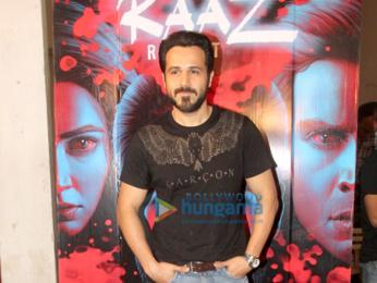 Media meet of 'Raaz Reboot' at Mehboob Studio