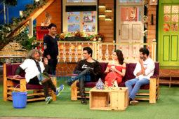 Prabhu Dheva, Tamannaah Bhatia & Sonu Sood promote 'Tutak Tutak Tutiya' on The Kapil Sharma Show