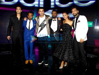Ranbir Kapoor graces the finale of Dance+