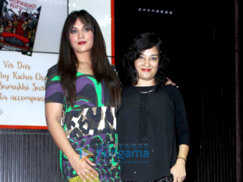 Richa Chadda unveils Trisha Das' book 'Ms Draupadi Kuru After The Pandavas'