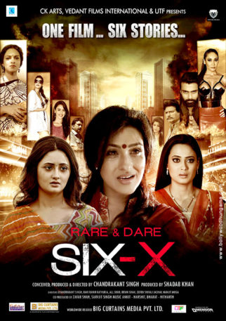 First Look Of The Movie Six X