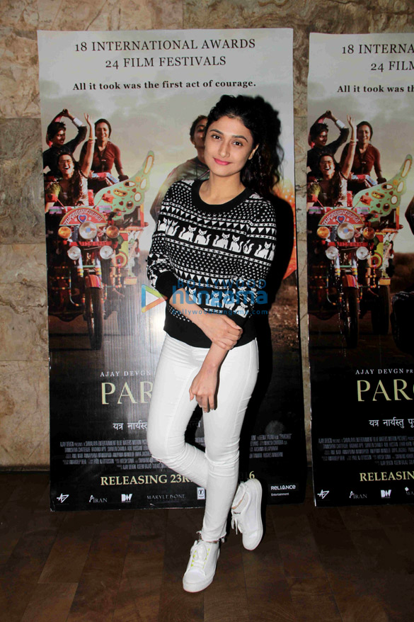 Special screening of 'Parched' for the cast and celebs