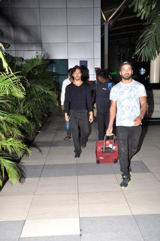 Tiger returns back from Varanasi