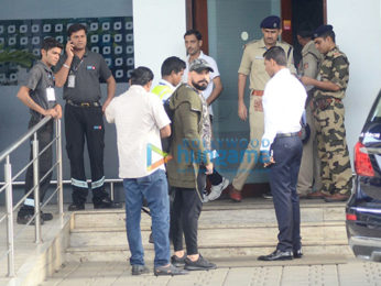 Varun Dhawan, Alia Bhatt, Jacqueline Fernandez & Abhishek Bachchan depart for ISL opening in Guwahati