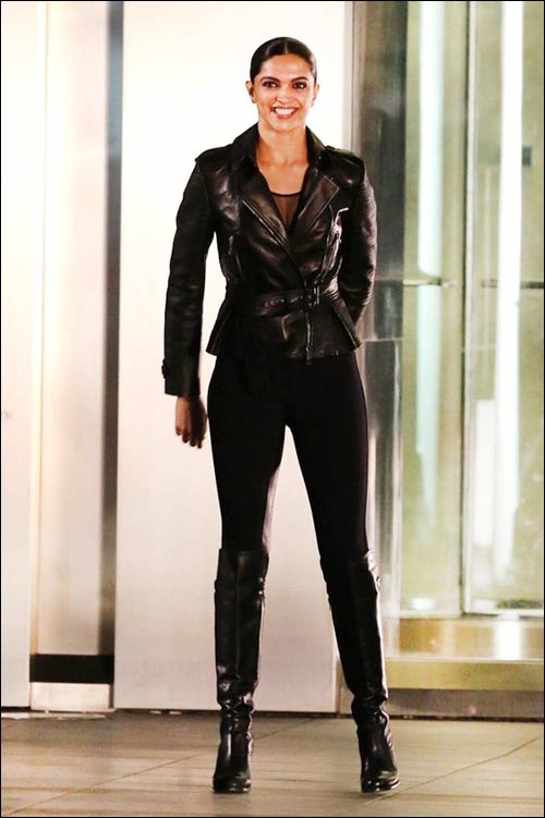 Check out: Deepika Padukone's hot look in XXX: The Return of Xander