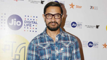 Aamir Khan At The Launch Of Akshay Manwani's Book 'Music, Masti, Modernity - The Cinema Of Nasir Hussain'