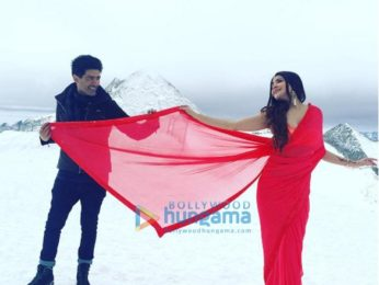 On The Sets Of The Film Ae Dil Hai Mushkil
