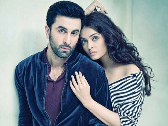 HOT: The sizzling chemistry between Aishwarya Rai Bachchan and Ranbir Kapoor in Filmfare