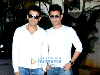 Akshay Kumar at the trailer and music launch of '30 Minutes'