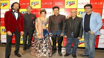 Cast of 'Saat Uchhakkey' at Libas store, Mumbai