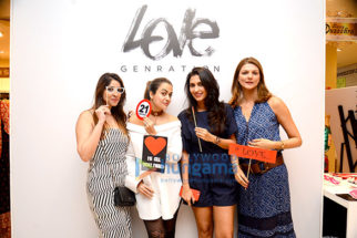Celebs at the launch of 'Love Genration'