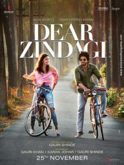 First Look Of Dear Zindagi