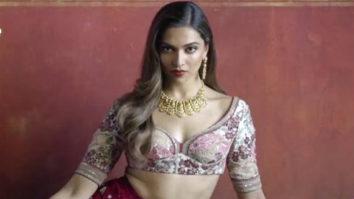 Deepika Padukone In 'Tanishq' Ad