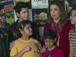 Farah Khan At Welcome Party For 'Jhalak Dikhhla Jaa Challengers'