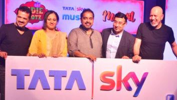 Shankar-Ehsaan-Loy Unveil 'Music +'