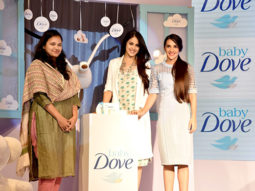 Genelia Dsouza and Tara Sharma attend the launch of Baby Dove in India-7