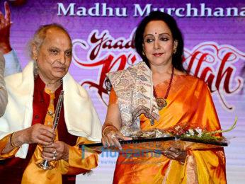 Hema Malini graces the Yaad-e-Bismillah concert