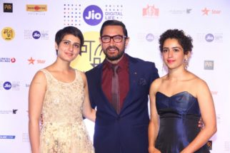 Aamir Khan, Amitabh Bachchan & Others At Opening Ceremony Of '18th JIO MAMI Film Festival'
