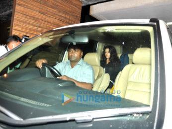 Karan Johar, Ayan Mukerji, Javed Akhtar and others snapped post dinner at Aamir Khan's house