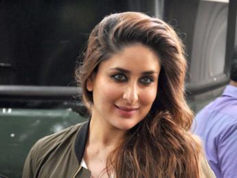 Kareena Kapoor Khan snapped post Grazia magazine shoot