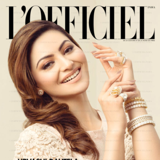 Urvashi Rautela On The Cover Of L'officiel