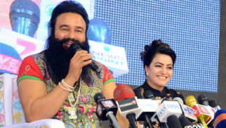 Premiere Of 'MSG The Warrior Lion Heart' In New Delhi