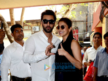 Ranbir Kapoor and Anushka Sharma promote 'Ae Dil Hai Mushkil' on Red FM 93.5