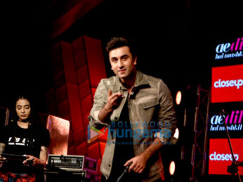 Ranbir Kapoor promotes 'Ae Dil Hai Mushkil' at Closeup First Move Party
