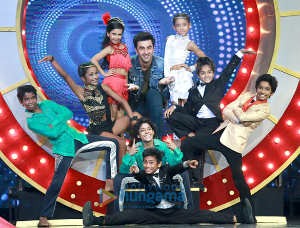 Ranbir Kapoor promotes 'Ae Dil Hai Mushkil' on Super Dancer