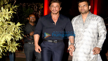 Shah Rukh Khan and many more at Sachin Joshi's Diwali bash
