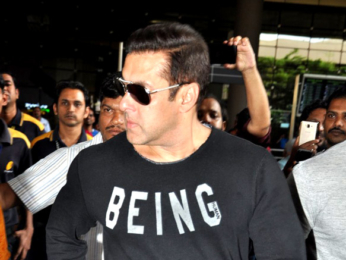 Salman Khan returns from Manali schedule of 'Tubelight'