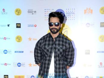 Shahid Kapoor and directors grace the MAMI 18th Mumbai Film Festival
