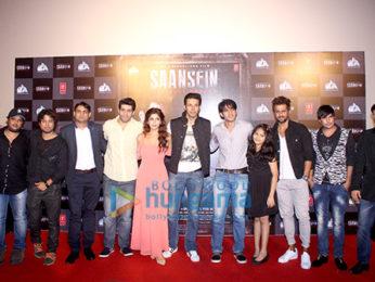 Trailer launch of 'Saansein'