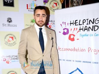 Twinkle Khanna and Imran Khan attend 'Helping Hands Exhibition' cum fundraiser event