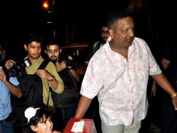 Aaradhya Bachchan's birthday bash