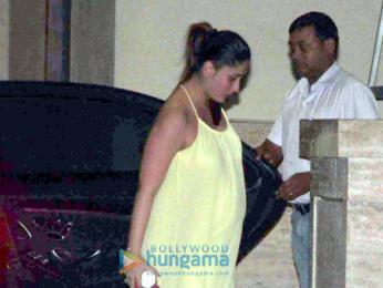Kareena Kapoor Khan, Preity Zinta, Malaika Arora Khan and others snapped at Amrita Arora's & Shakeel Ladakh's anniversary bash