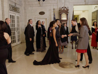 Check out: Arbaaz Khan shoots at the White House