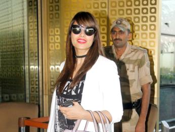 Bipasha Basu, Vidya Balan & Urvashi Rautela snapped at the Mumbai airport