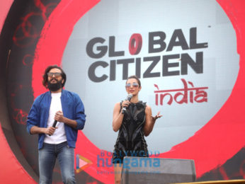 Celebs grace 'Global Citizen Festival India 2016' with Coldplay