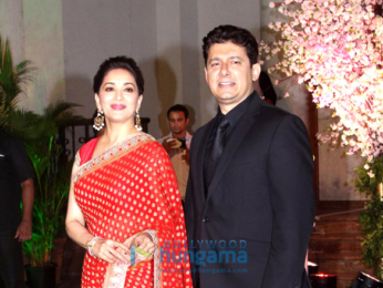 Celebs grace Rikku Rakesh Nath's daughter Shaina Nath's wedding reception