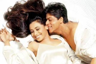 Movie Still From The Film Chalte Chalte
