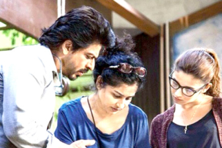 On The Sets Of The Movie Dear Zindagi