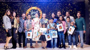 Divya Khosla Kumar graces the Grand Finale of Shine Young 2016