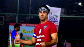 Ranbir Kapoor, Abhishek Bachchan At ASFC Charity Football Match Video Image Parties