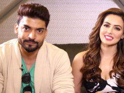 Gurmeet Choudhary's ENTERTAINING Rapid Fire On Shah Rukh Khan, Deepika Padukone, Salman Khan Celeb Interview Video IMage