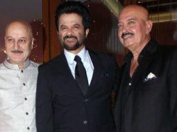 Madhuri Dixit, Anil Kapoor & Others Grace The Wedding Reception Of Shaina Nath